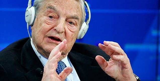 George Soros - afara din Rusia