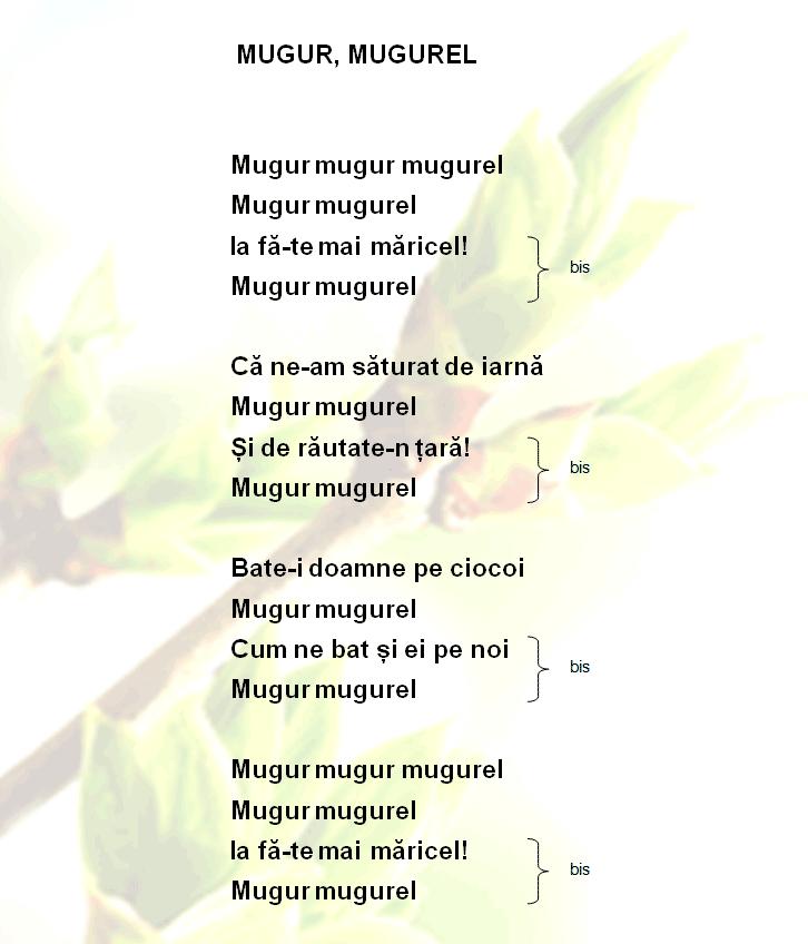 Mugur-mugurel